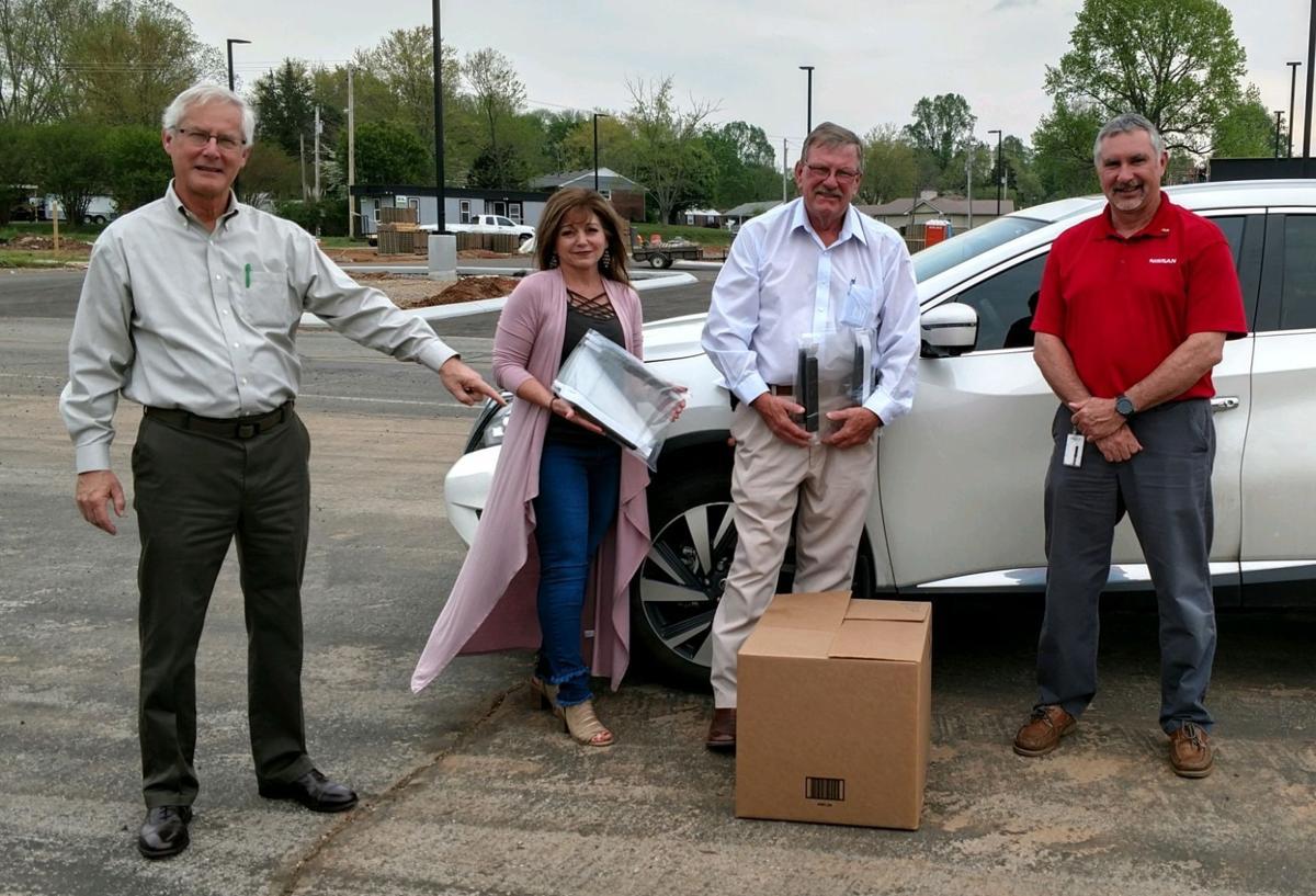 Nissan donation