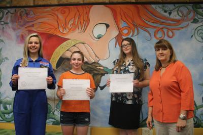 PEN scholarship recipients