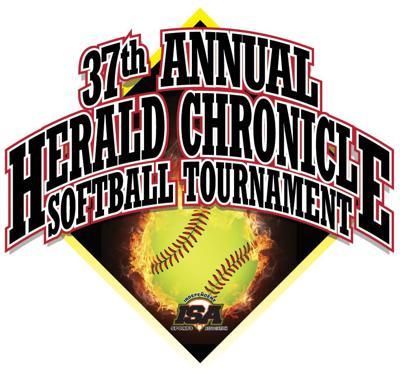 Softballl tourney logo