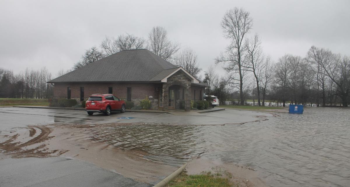 Family Medical Center flood