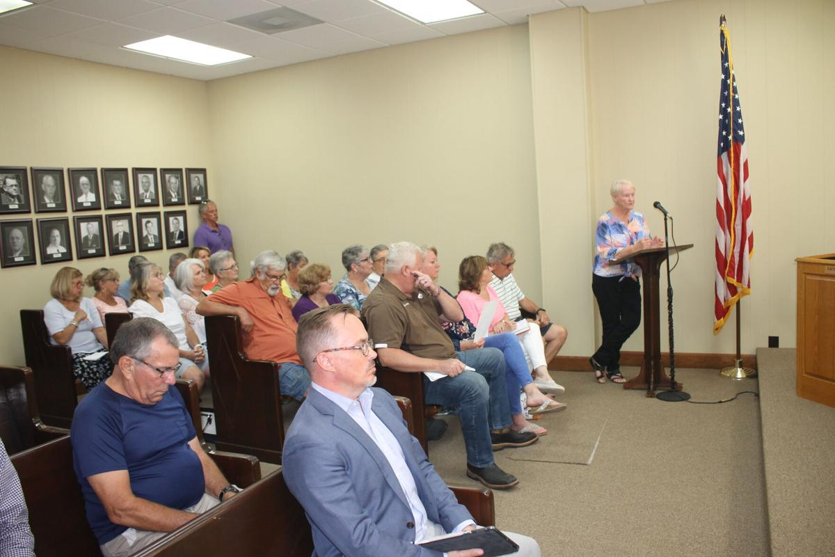 Twin Creeks convenience store rezoning hearing