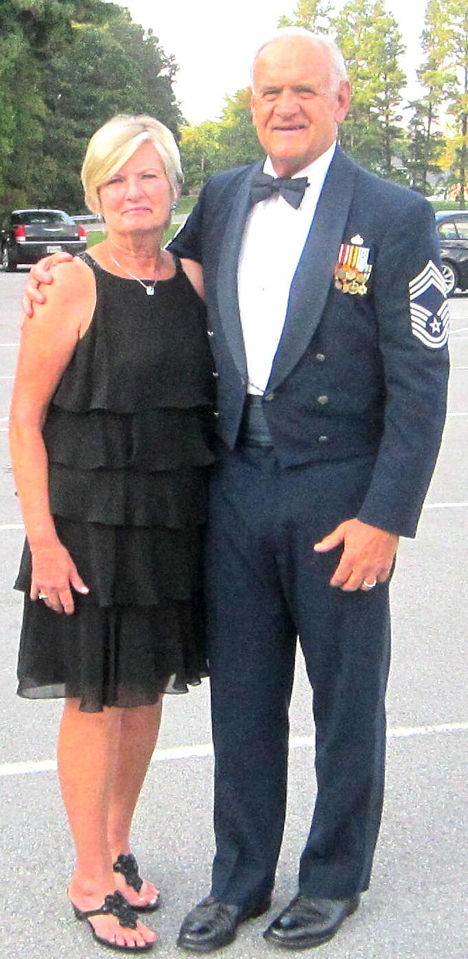 Orzino and wife