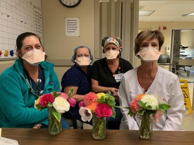 Hospital donations