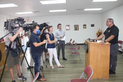 Peterson press conference 1