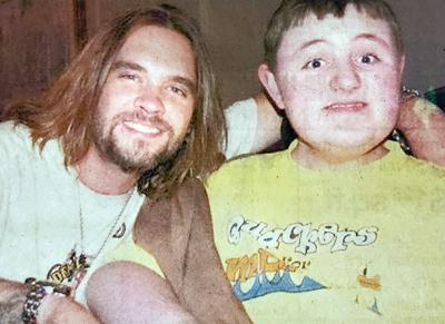 Bo Bice and Kevin Frye