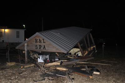 Turkey Creek Drive building wreck pic