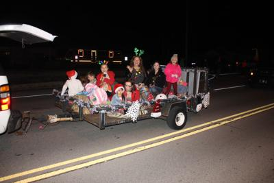 Decherd Christmas Parade 6
