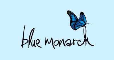 Blue Monarch logo