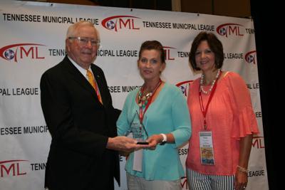TML award presentation