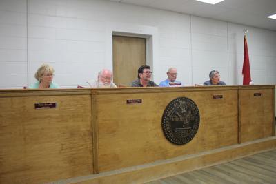 Decherd Board of Mayor and Aldermen