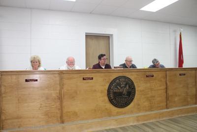 Decherd Board of Mayor and Aldermen Feb. 10, 2020