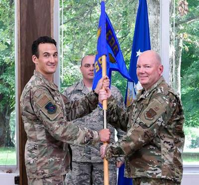 New TSS Division Chief assumes leadership at AEDC