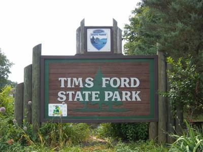 Tims Ford sign