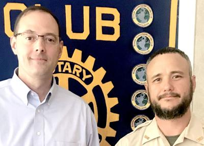 Rotary hears about Tims Ford State Park