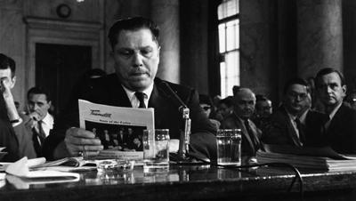 On this day in history July 31, 1975 Jimmy Hoffa disappears