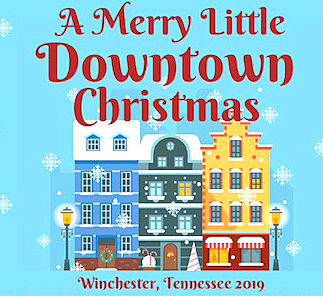 Merry Little Downtown Christmas