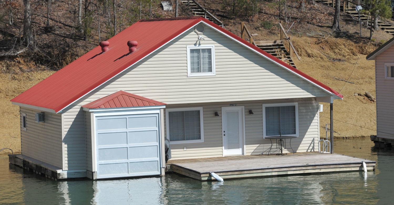 Amazing BHC 02282016 TVA Floating Houses 01