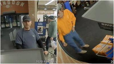 Suspects in Food City shoplifting, February 14, 2020