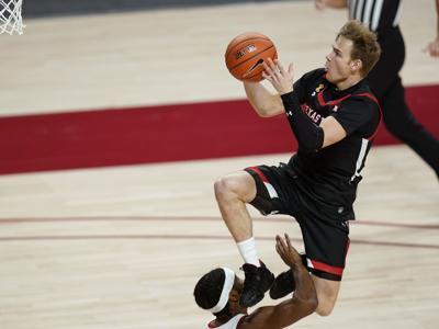 Texas Tech Iowa St Basketball