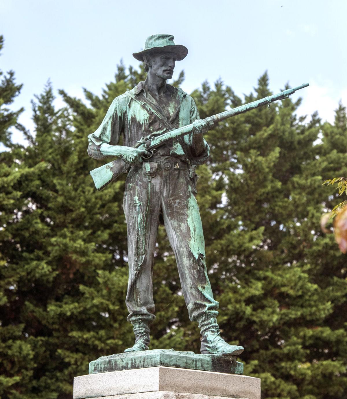 BHC 10102021 Washington County Confederate Soldier 02