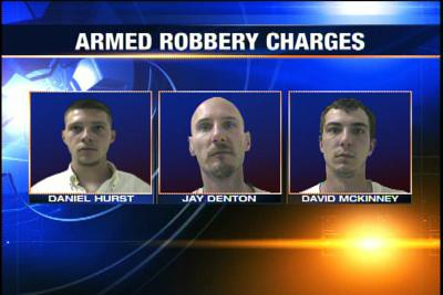 Deputies Arrest Three Armed Robbery Suspects In Washington