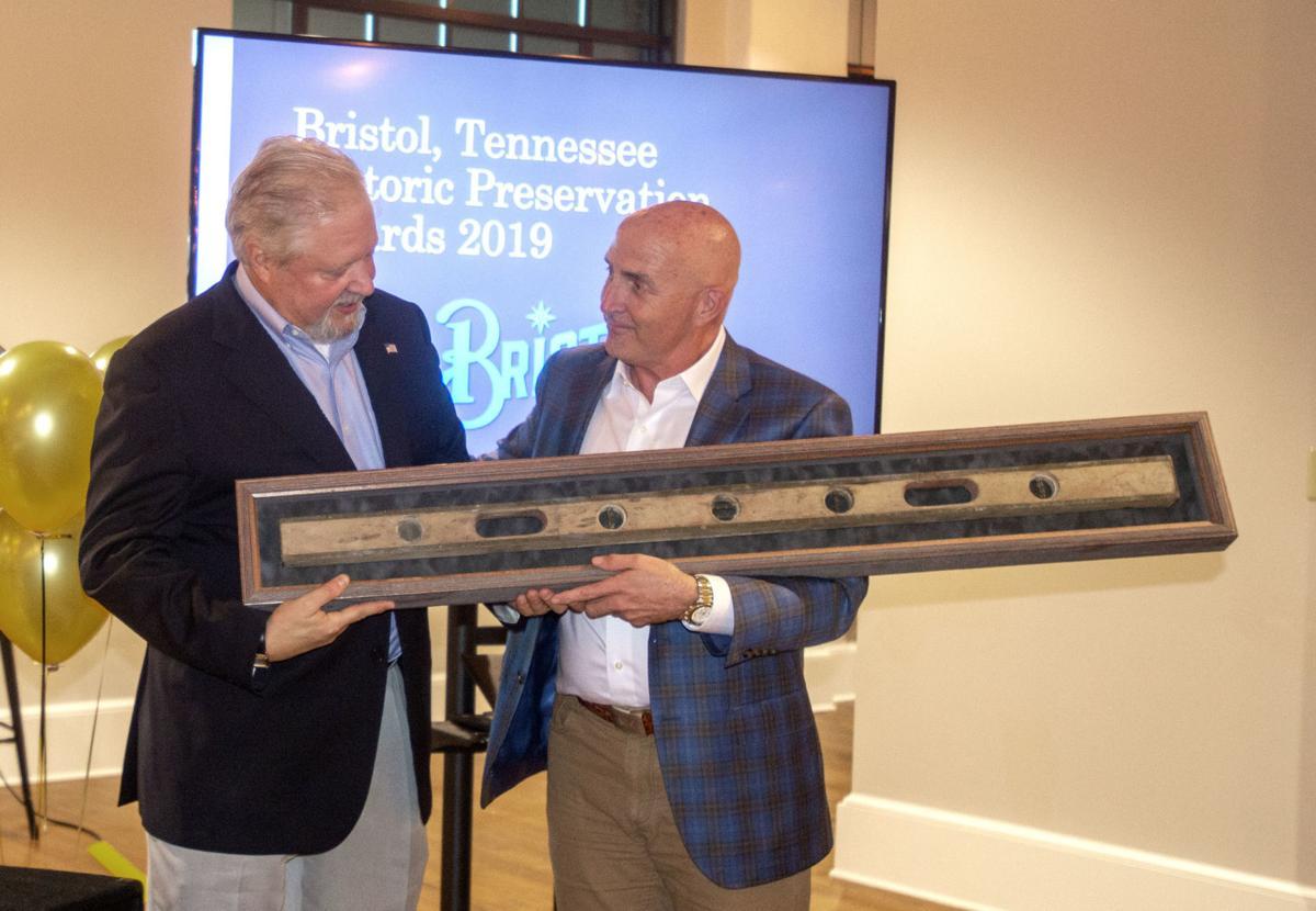 BHC 10182019 Bristol Tennessee Historic Preservation Awards