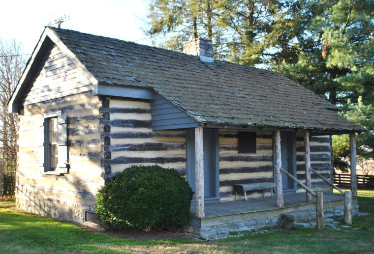 Abingdon cabins tour is an adventure in time travel | Local News
