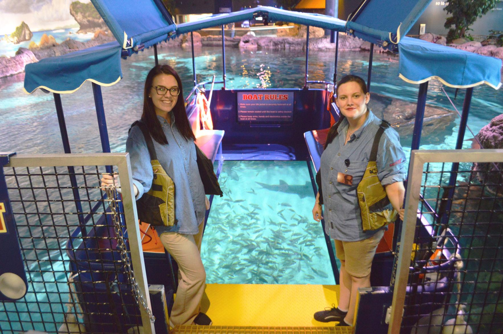 6a783d9d189 Ripley S Aquarium Glass Bottom Boat  Go under the sea at ripley s ...