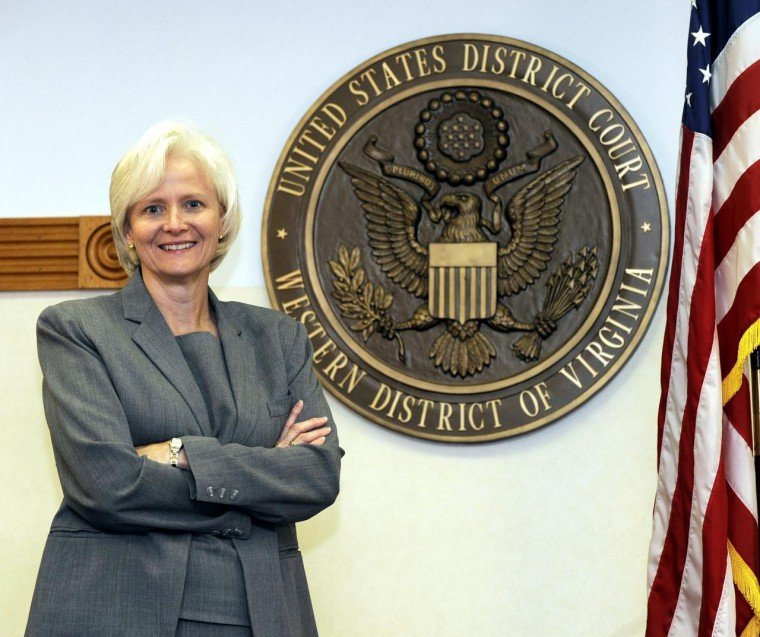 Upholding The Law A Passion For Federal Magistrate Judge Pamela Meade  Sargent