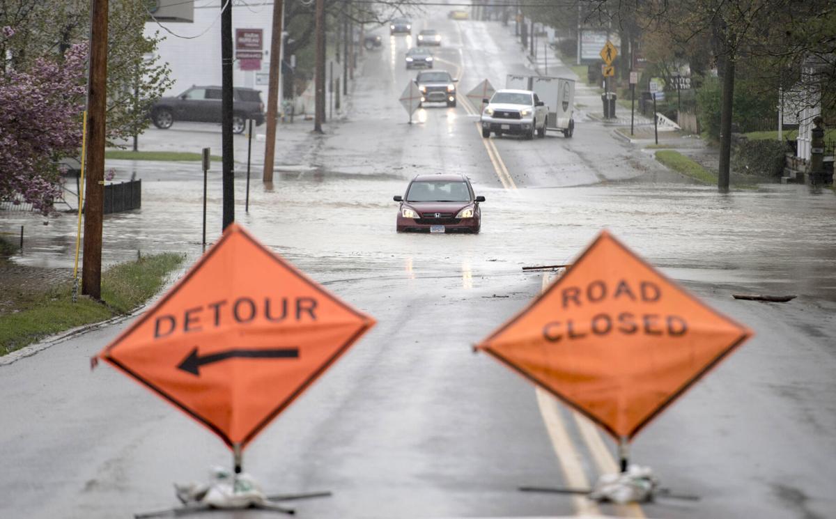 Abingdon Main Street Flooding 01