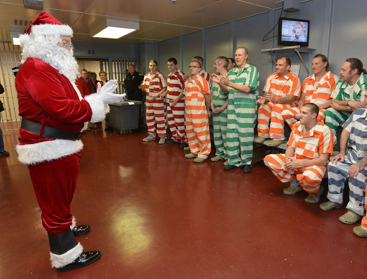 Sullivan County Jail Santa