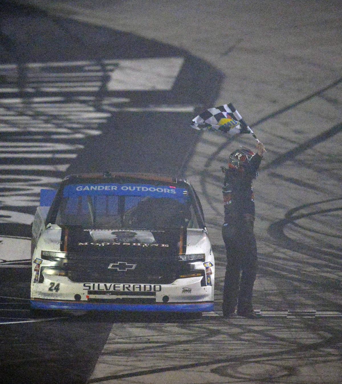 UNOH 200 Truck Race