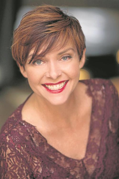 """Leanza Cornette to appear in Saturday's production of """"Trail of the Lonesome Pine"""" in Big Stone Gap, Virginia."""
