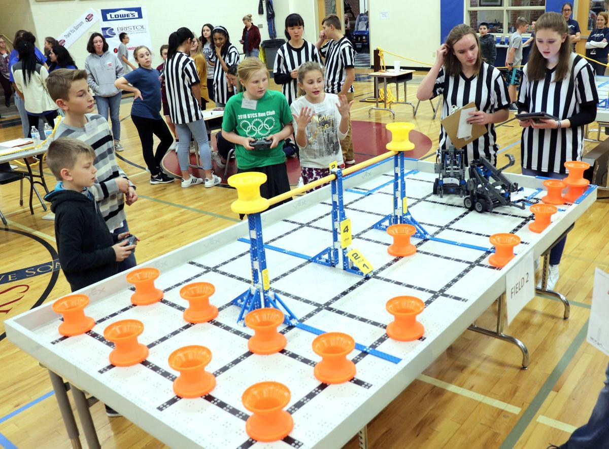 Bristol Bot Battle Robotics 03