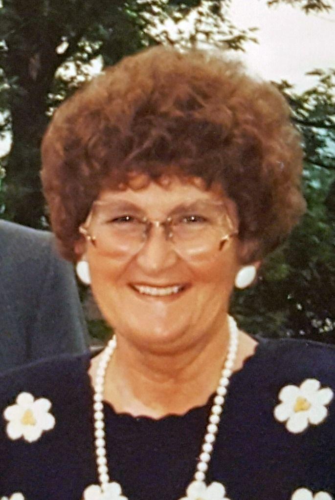 Chafin, Betty Elizabeth Booth