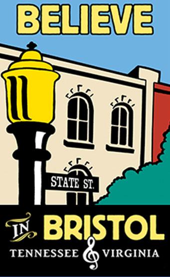 Believe in Bristol logo