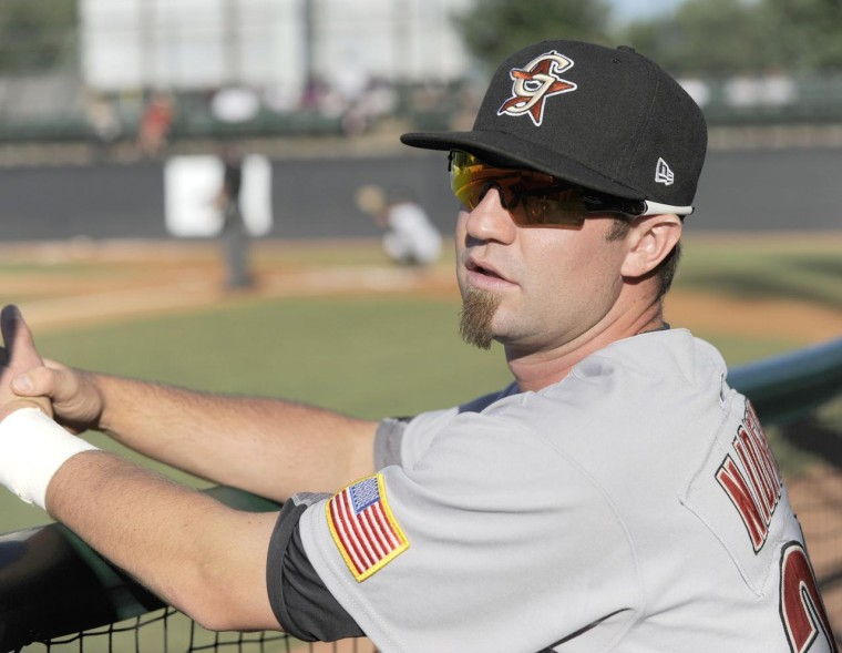 APPALACHIAN LEAGUE: Greeneville first baseman Marcus Nidiffer happy for homecoming