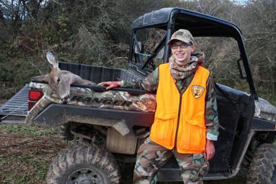 Whatever happened to deer hunting?