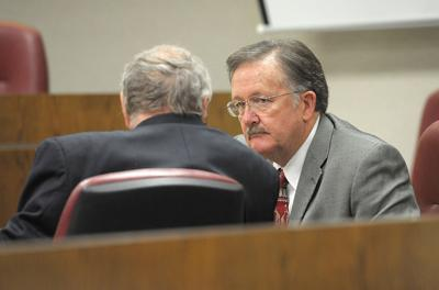 Jerry Poteat Trail Motion Hearing