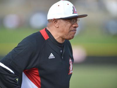 Lebanon coach Doc Adams