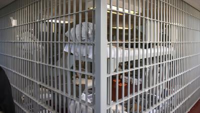 Sullivan County Jail Tour