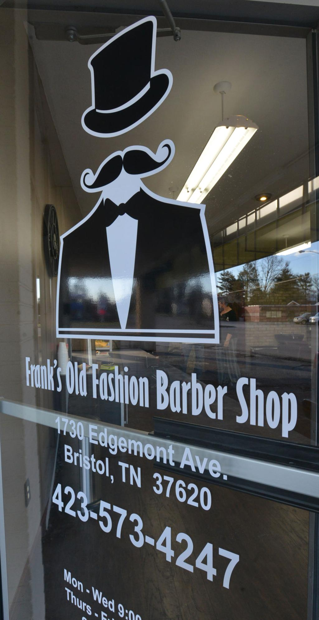 Bristol native opens old-timey barber shop  Latest Headlines