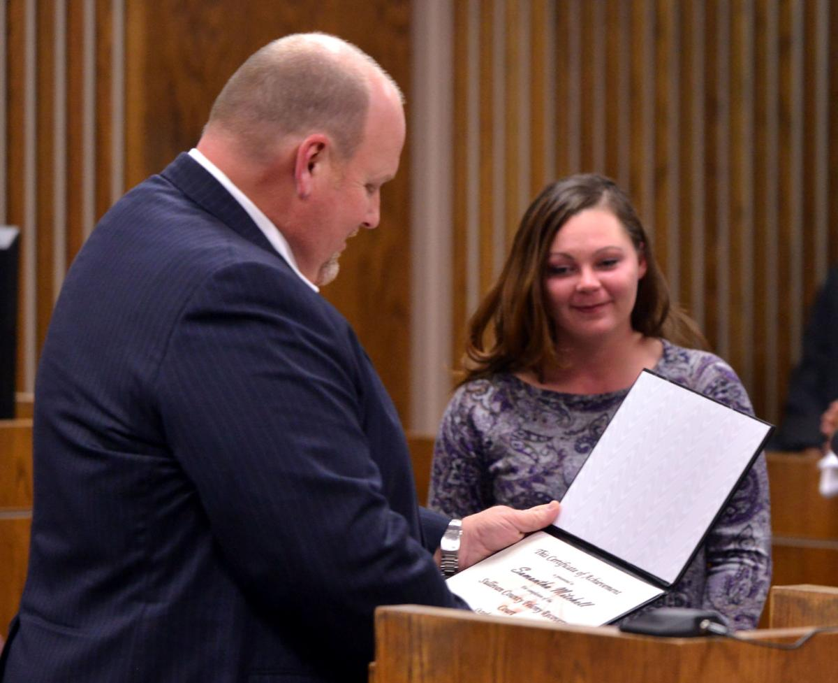 Two women become first graduates of Sullivan County drug court