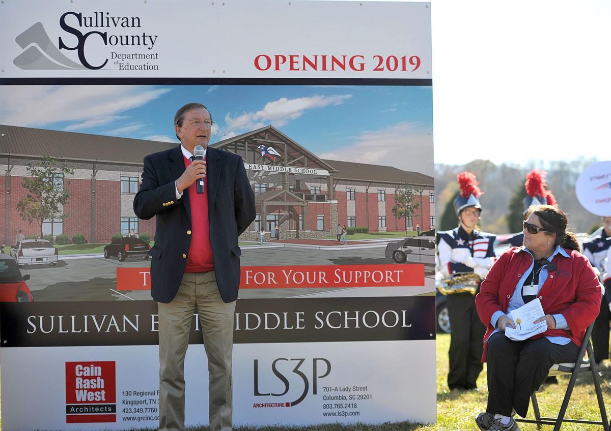Sullivan County breaks ground on new middle school | News