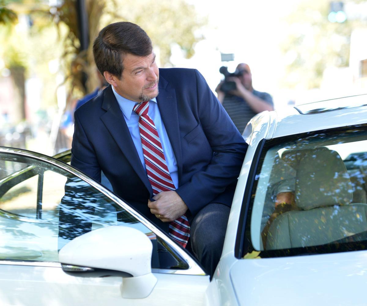 Wes Rosenbalm Sentenced to 33 months