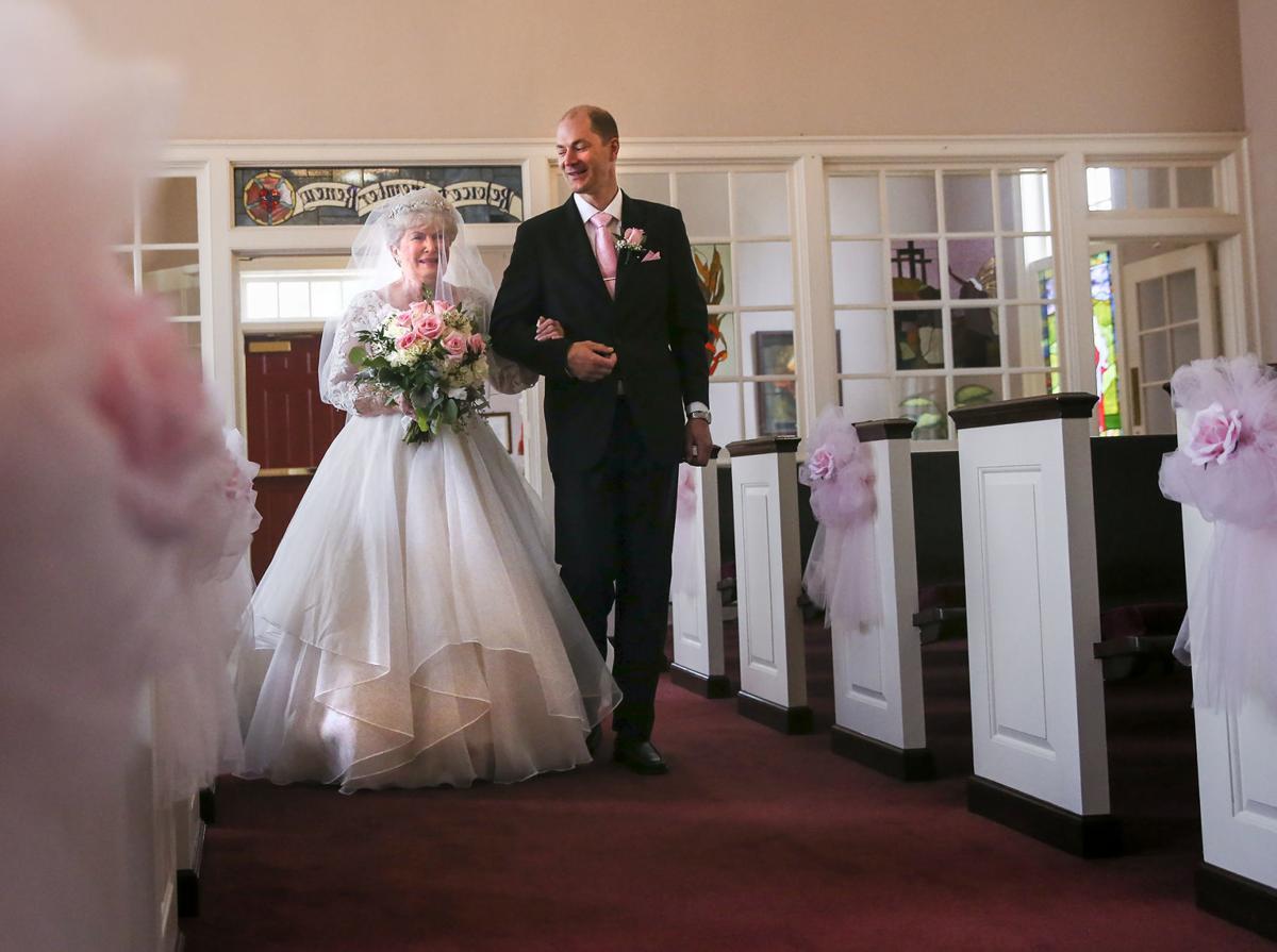 The Winkler wedding