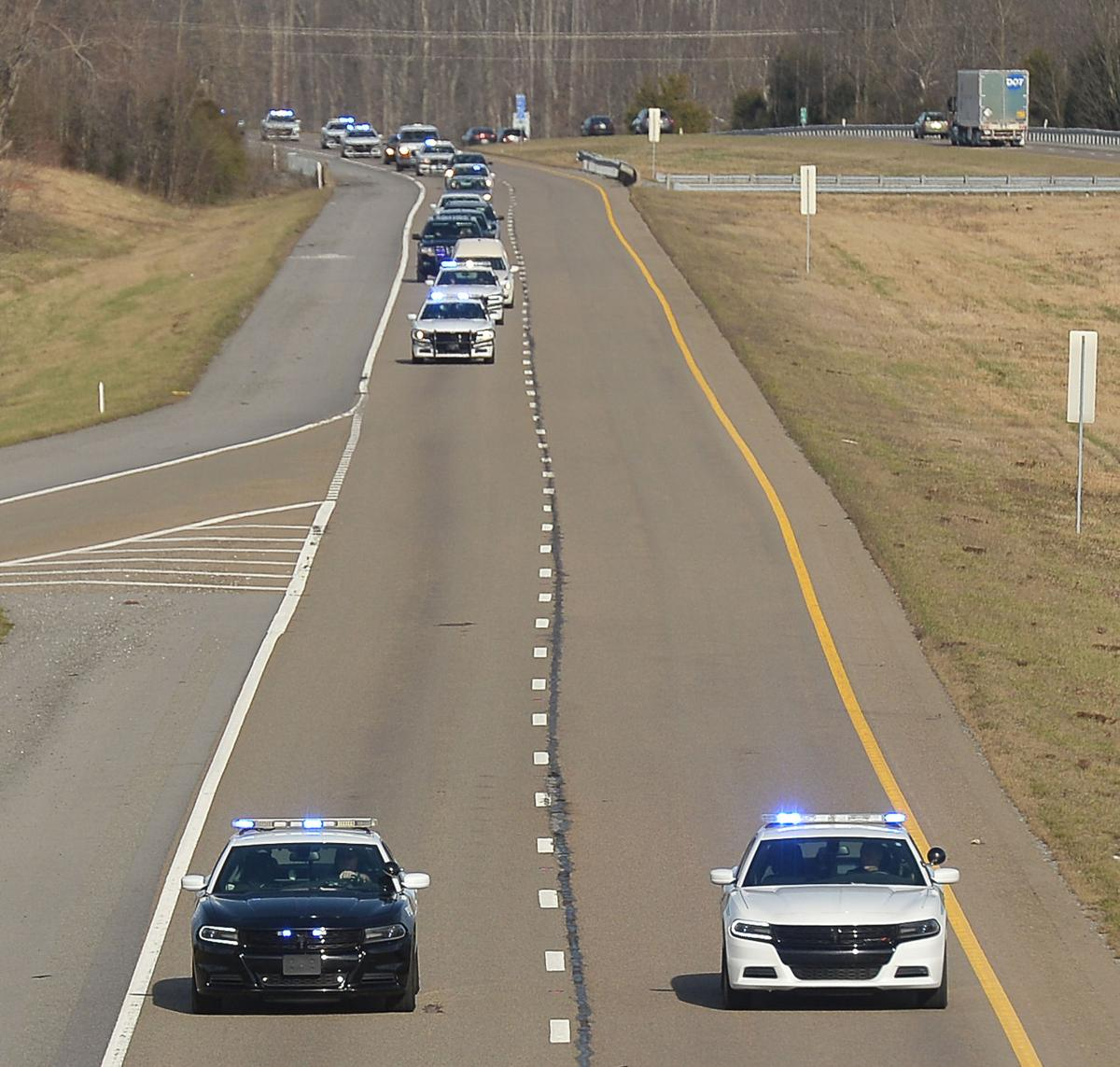 Sullivan County officer dies from injuries in shooting | News