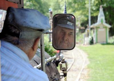 Odds and ends find a new home at the Stoney Point Railroad