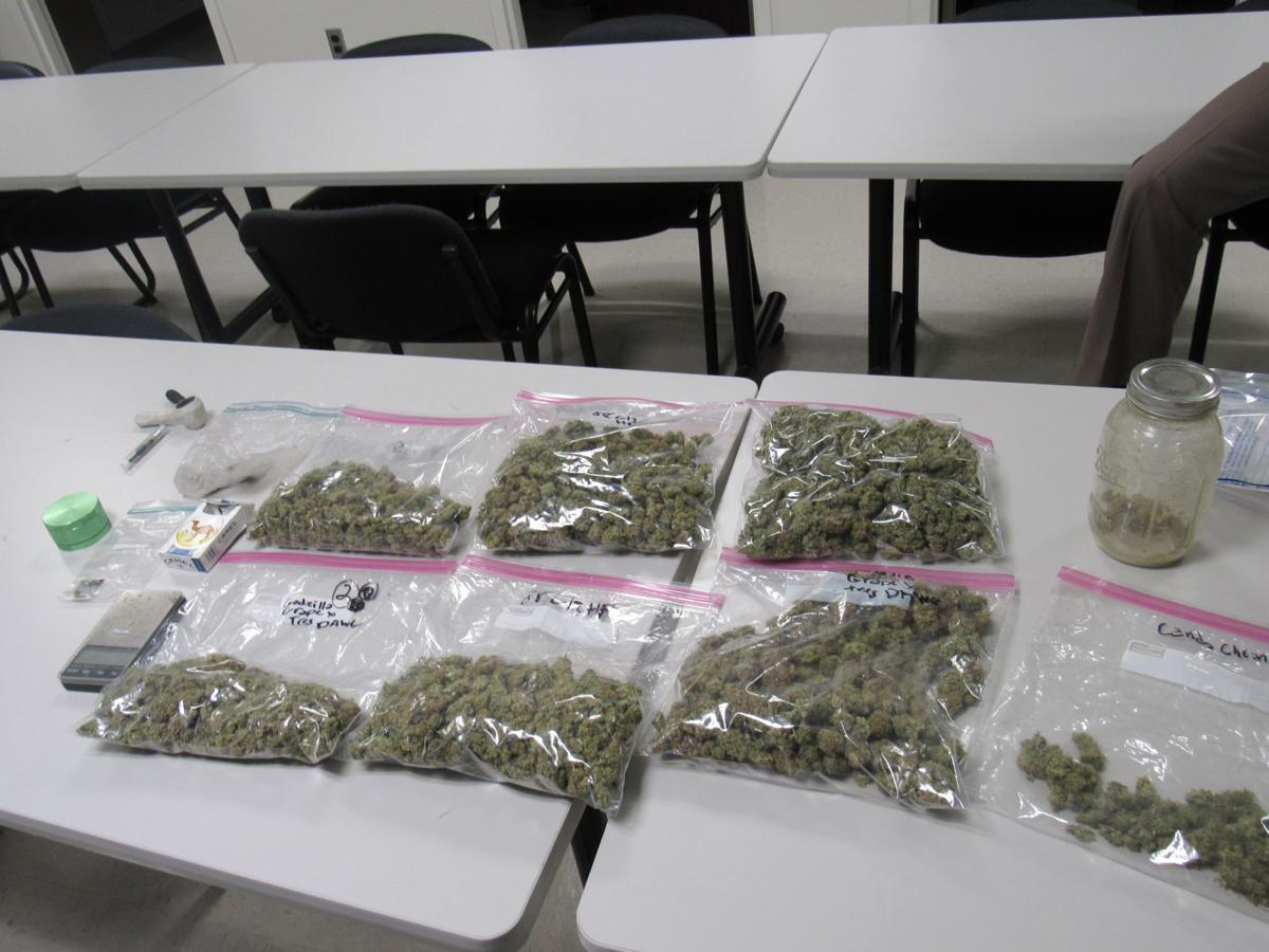 Washington County routine patrol results in drug arrest of