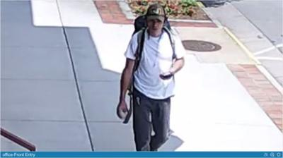 Suspect in Car Theft